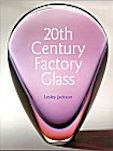 20th Century glass book