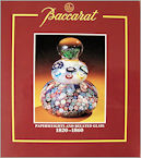 Baccarat Paperweights 1990)