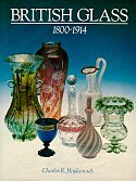 British glass book