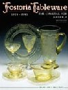 Fostoria tableware book