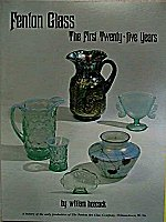 Fenton 1st glass book