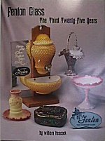 Fenton 3rd Glass book