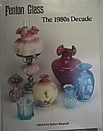 Fenton 80's glass book