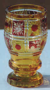 drinking glass from Germany