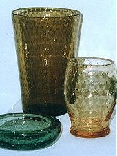 Powell bubble glass