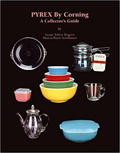 Pyrex by Corning book