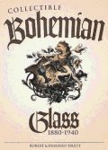 Bohemian glass book