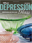 warmans Depression glass book
