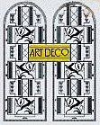 Art deco book by Arwas