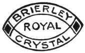 Royal Brierley Crystal logo