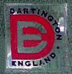 Dartington label