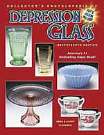 Encyclopedia of Depression glass