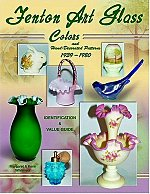 Fenton Colors book