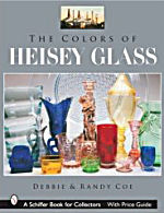 Heisey glass colors