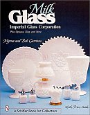 Imperial milk glass