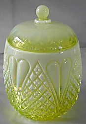 uranium glass by Davidon's