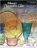 Mauzy Depression glass book