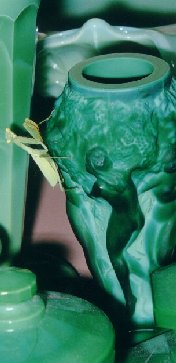 malachite glass example