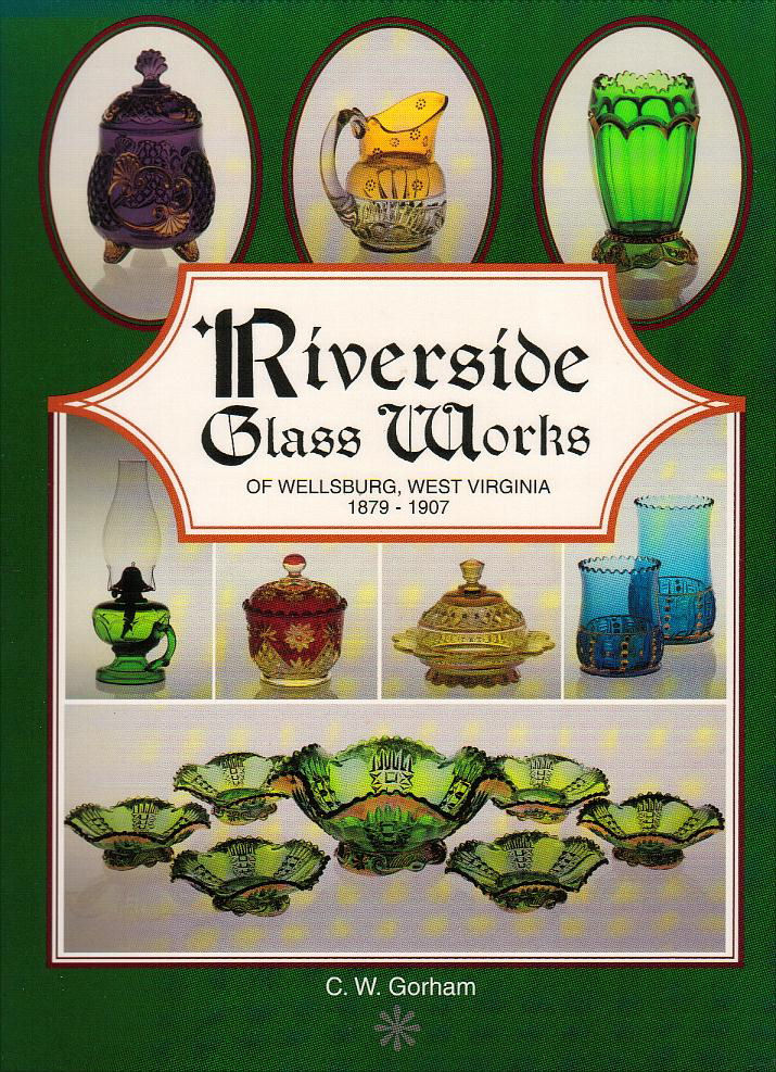 Riverside glass book