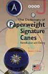 Paperweight Signature Canes book 1997