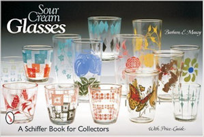 Sour cream glasses book