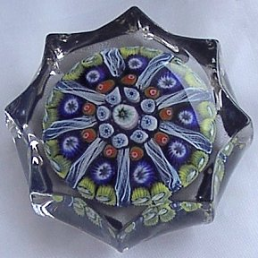 Strathearn glass paperweight
