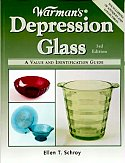 Warman's Depresion Glass book